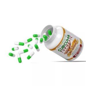 Tumeric-Curcumin Powerful Anti-Inflammatory