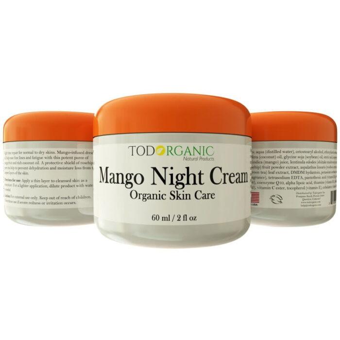 Mango Night Cream, Body Lotions