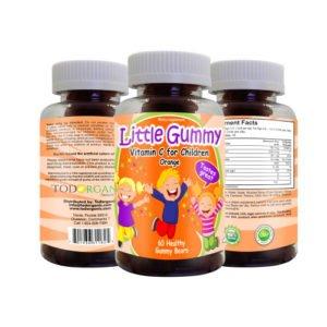 Las Mejores Gomitas para Niños de Vitaminas C
