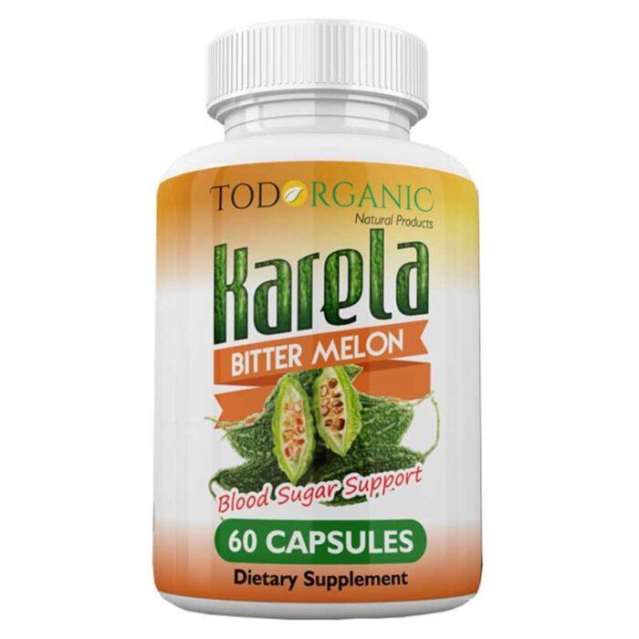 Karela Support Blood Sugar Control