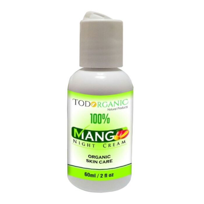 Mango Night Cream 2oz, Body Lotion