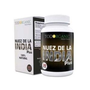 Nuez de la India capsules Plus