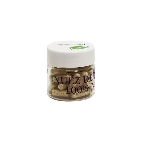Nuez de la India Capsules Extract (Indian Walnut)