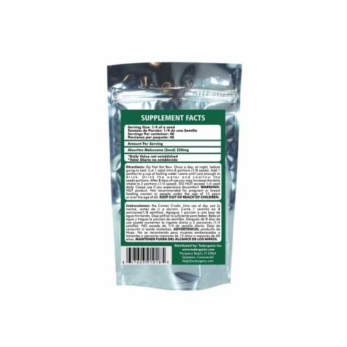 Nuez de la India 12 Semillas (Indian Walnut)