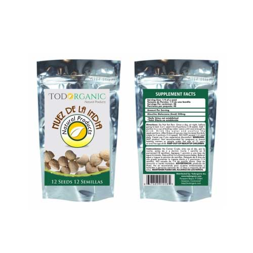 Nuez de la India Seeds (Indian Walnut)