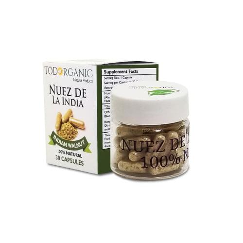 Nuez de la India Capsulas Extracto (Indian Walnut)