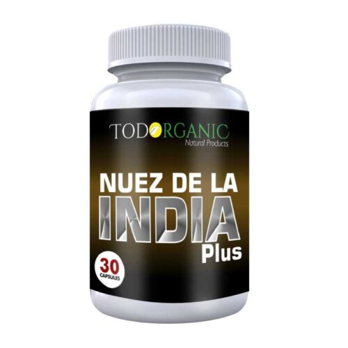 Nuez de la India Plus Support Weight Loss