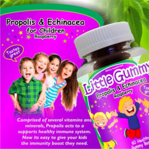 Propolis & Echinacea with Raspberry for Kids
