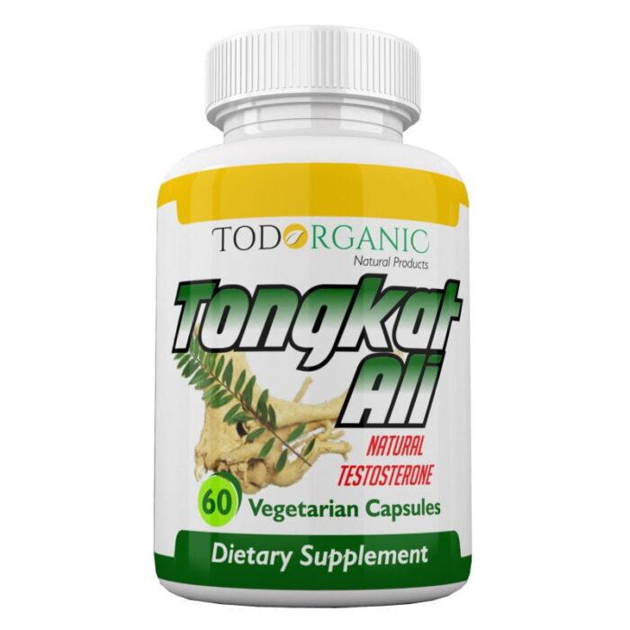 Tongkat Ali Extract Supplements Capsules