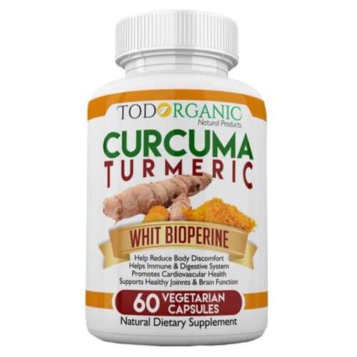 Tumeric-Curcumin Powerful Anti-Inflammatory