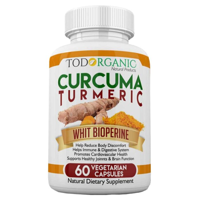 Tumeric-Curcumin PowerfulAnti-Inflammatory