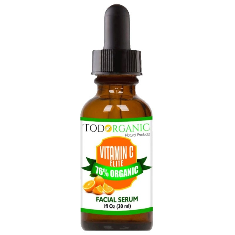 Vitamin C Serum 1 oz - 76% Organic