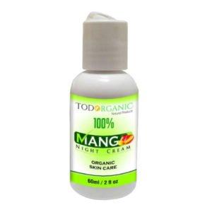 Crema de Mango Nocturna 2oz, Loción Corporal