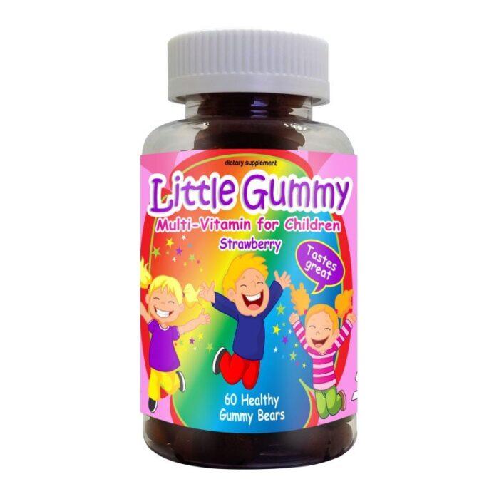 Multi-Vitamin Strawberry,Children Vitamins