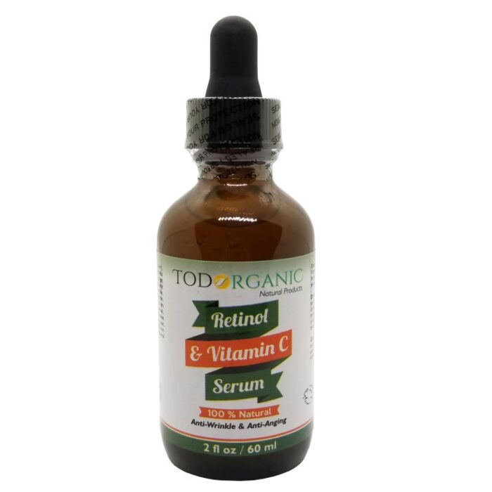 Retinol & Vitamin C Facial Serum 2oz