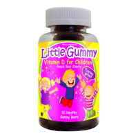 Children Vitamins D, Best Gummies