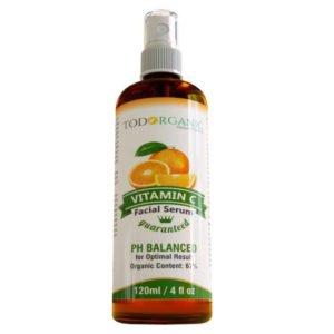 Suero Facial en Crema de Vitamina C 4oz