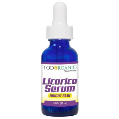 Licorice Facial Serum, Anti Aging Skin Care