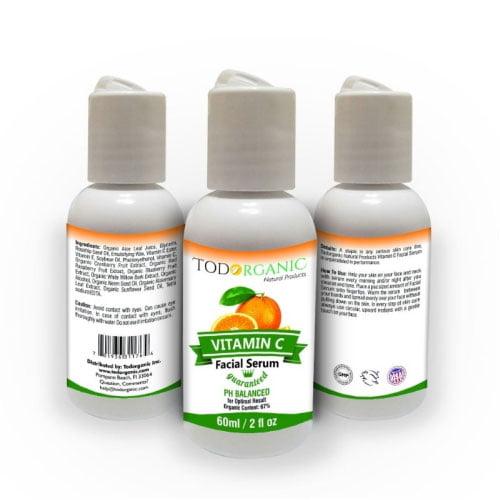 Suero de Vitamina C  2oz