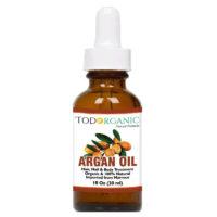 Aceite de Argán Orgánico Para el Cabello, la Piel y las Uñas