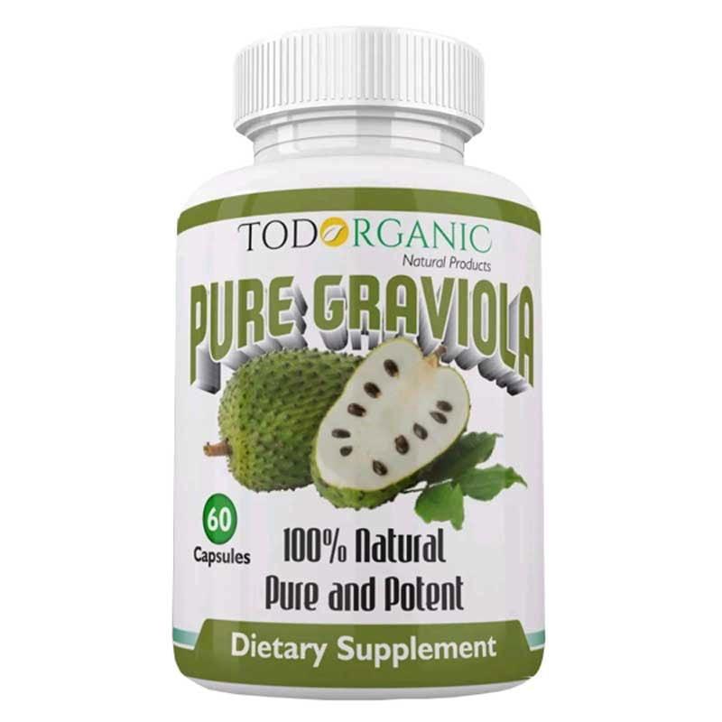 Graviola Leaf Capsules Powerful Anticancer