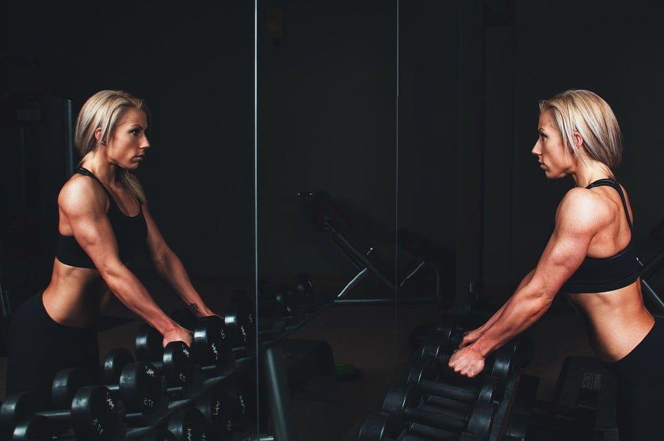 Hacer ejercicios de fuerza