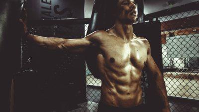 Supplements help improve muscle mass