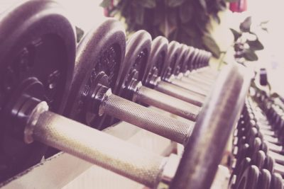Weights to gain muscle mass