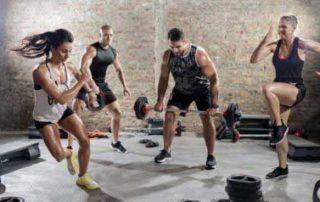 High intensity training