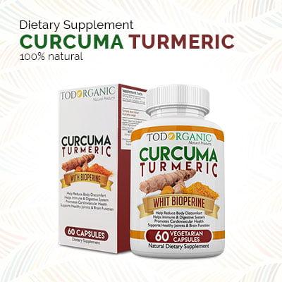 Turmeric-Curcumin Powerful Anti-Inflammatory