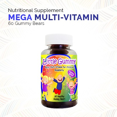 MEGA-MULTIVITAMIN FOR KIDS