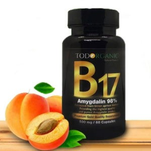 B17 Amygdalin 98%