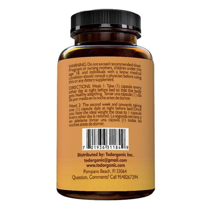 Indian walnut Improved formula for slimming process