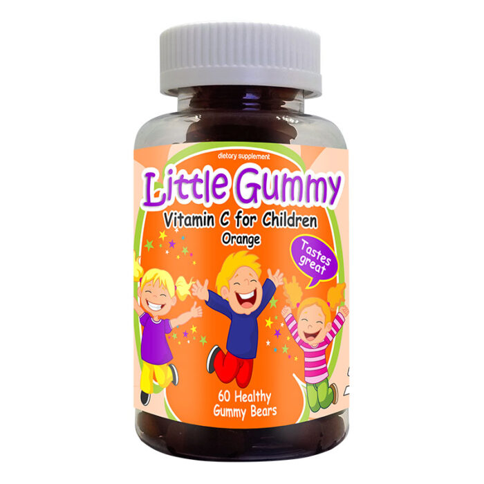 gomitas de vitamina c para ninos 1
