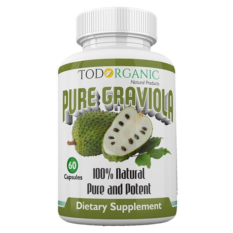 Graviola Leaf Powerfull Anticancer Todorganic Natural Products