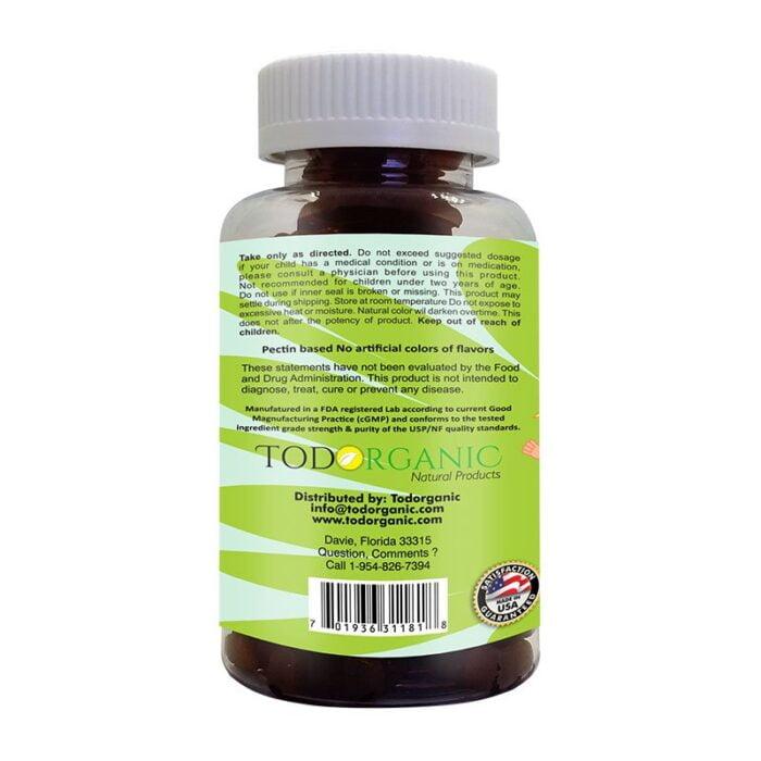 vitaminas para ninos equinace propole sabor a frambuesa 3 1